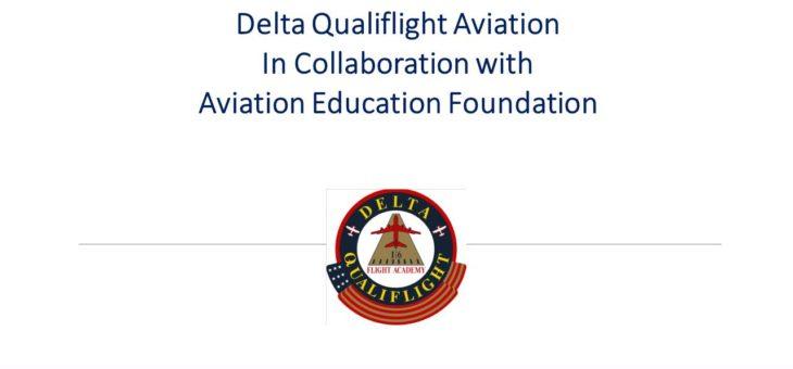 Delta Qualiflight Aviation Academy台來說明會重點與花絮